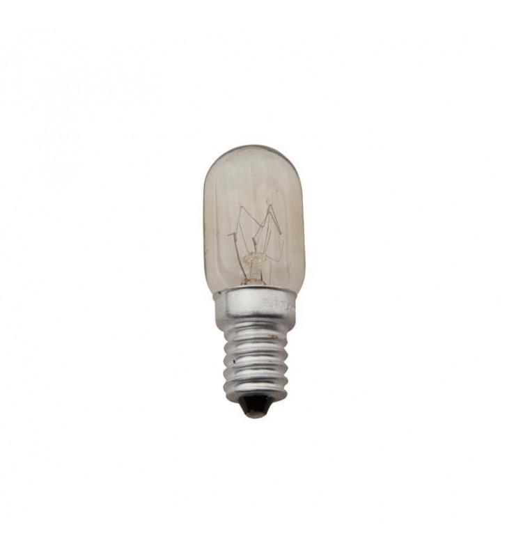 ΛΑΜΠΑΚΙ ΦΟΥΡΝΟΥ Ε14 15W 230V CLEAR 300oC eurolamp