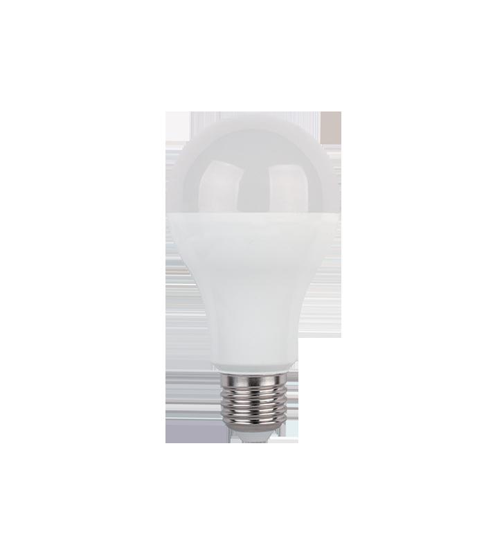 ΛΑΜΠΑ LED E27 15W A80 3000K ELM