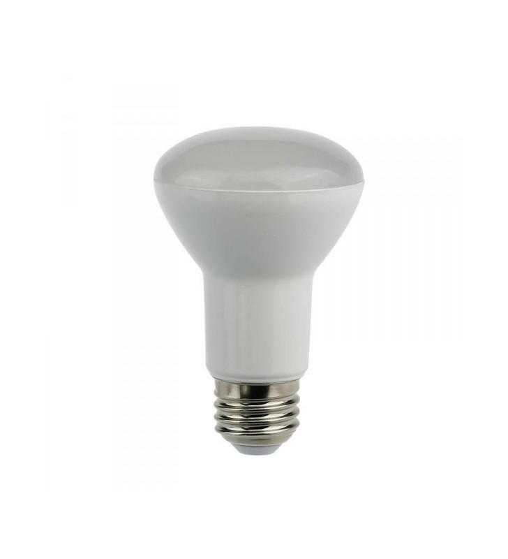 ΛΑΜΠΑ LED E27 8W R63 6500K EUROLAMP