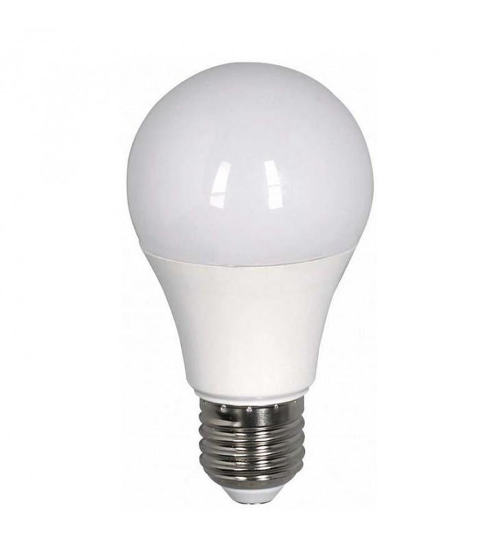 ΛΑΜΠΑ LED Ε27 10W A60 6500K 240V EUROLAMP (14780202)