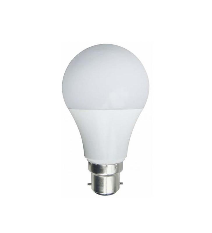 ΛΑΜΠΑ LED ΚΟΙΝΗ 6W B22 6500K 220-240V - EUROLAMP (147-80250)