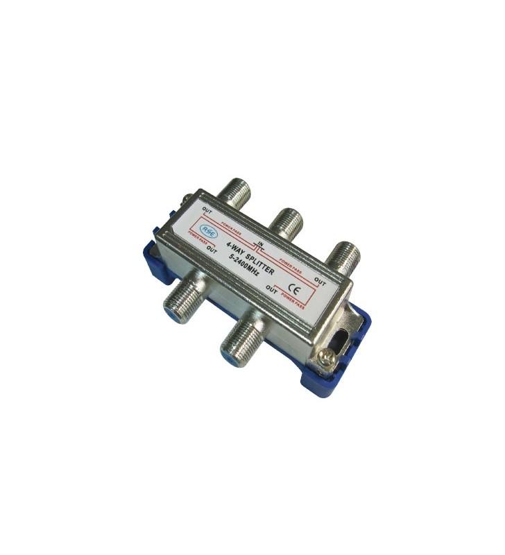 ΔΙΑΚΛΑΔΩΤΗΣ F 6433D 1 ΠΡΟΣ 4 (5-2400Μhz)