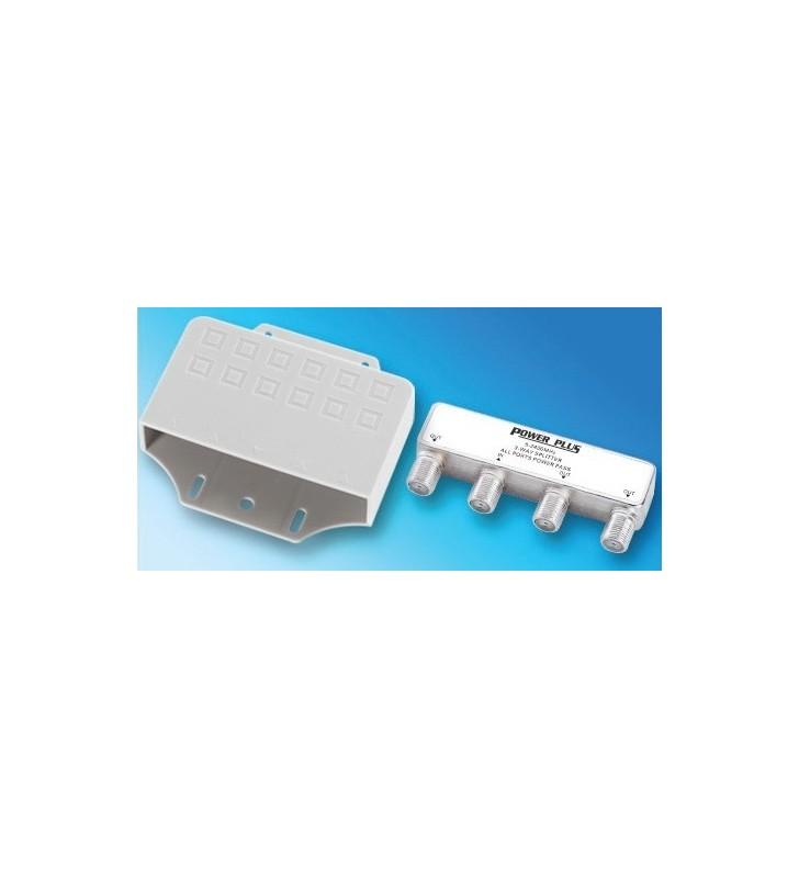 ΔΙΑΚΛΑΔΩΤΗΣ F 1 ΠΡΟΣ 3 (5-2400Μhz) ΕΞΩΤΕΡΙΚΟΣ GS09-03 POWER PLUS