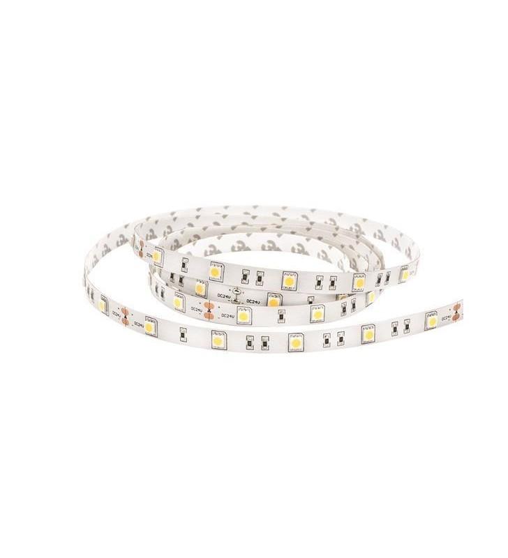 ΤΑΙΝΙΑ LED 5M 14,4W 12V RGB IP20 VALUE - EUROLAMP (145-70157) - (Τιμή μέτρου)