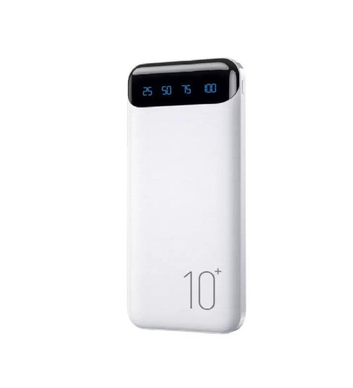 Power Bank WK 10000mAh MINRE White WP-161 - WK