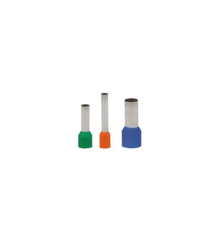 ΣΩΛΗΝΑΚΙ ΤΕΡΜΑΤΟΣ 1,50mm ΜΑΥΡΟ HI1,50/8DIN - ERGOM / ΠΟΛΩΝΙΑ (ΣΥΣΚ. 100 τμχ)