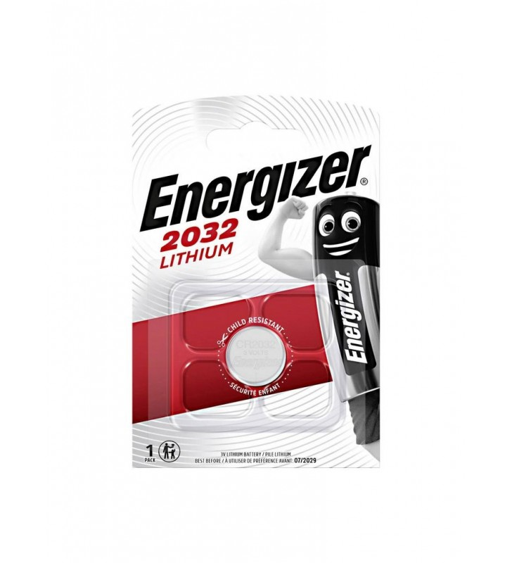 Buttoncell Lithium Energizer CR2032 Τεμ. 1