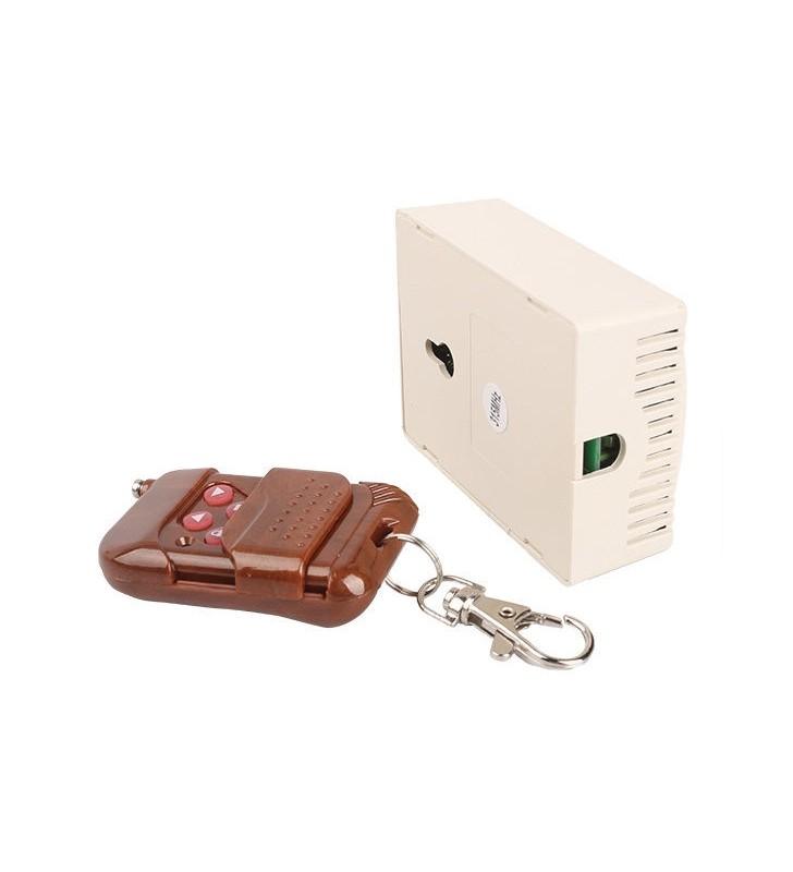 12V 4 Ch Wireless RF Remote Control Switch Latch/Non-latch/Auto-latch Type