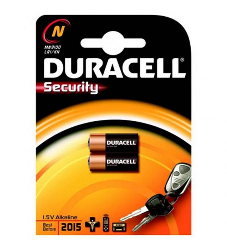 ΑΛΚΑΛΙΚΗ ΜΠΑΤΑΡΙΑ Security Duracell LR1 1.5V size MN9100 Τεμ. 2