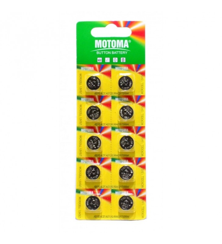 Buttoncell Motoma LR41 AG3 1ΤΕΜ