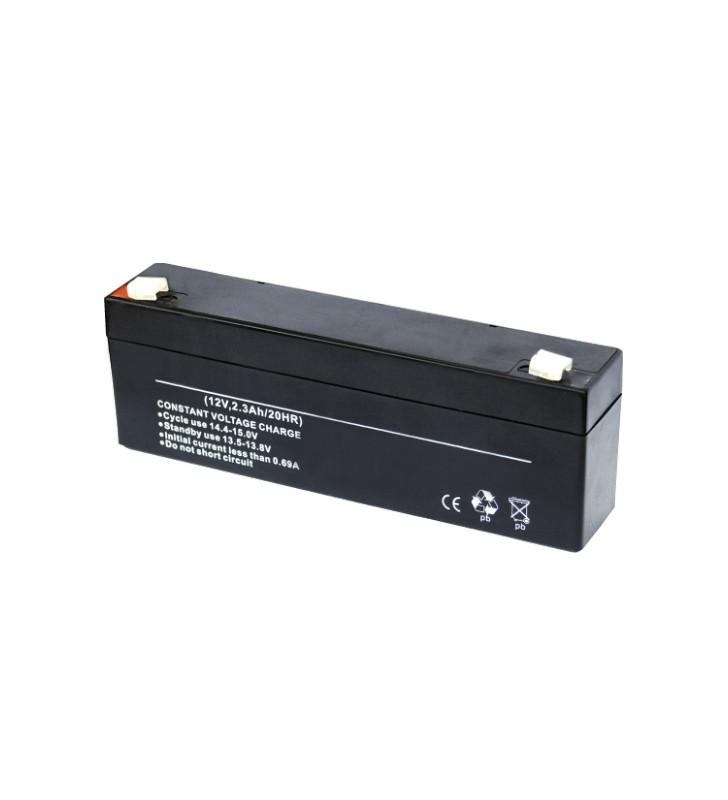 ΜΠΑΤΑΡΙΑ ΜΟΛΥΒΔΟΥ 12V 2.3 Ah Ultra Power