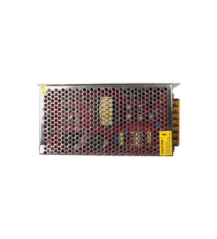 ΤΡΟΦΟΔΟΤΙΚΟ ΜΕΤΑΛΙΚΟ 100W 230VAC / 12VDC ELM