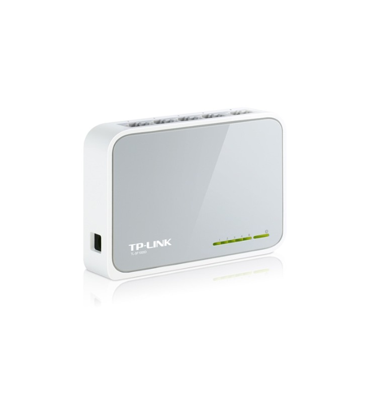 TP-LINK TL-SF1005D Desktop Switch 5-port 10/100M HAB διακλαδωτης