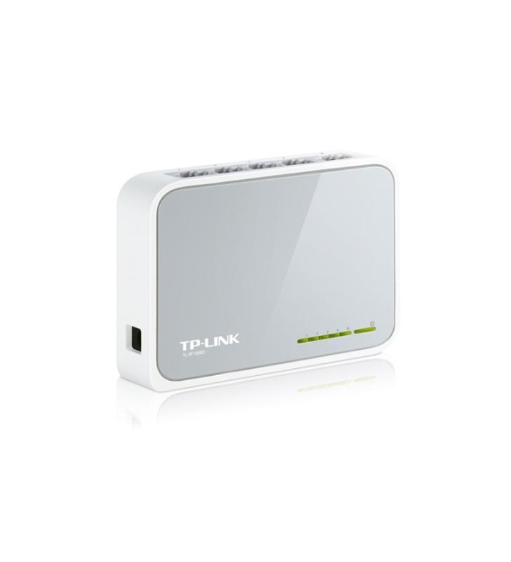 TP-LINK TL-SF1005D Desktop Switch 5-port 10/100M HAB διακλαδωτης