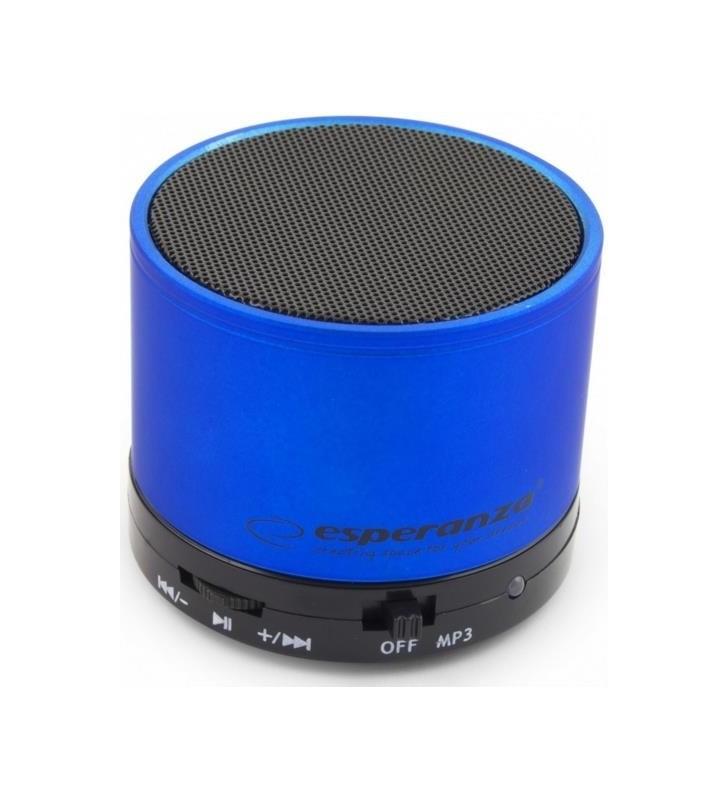 ΗΧΕΙΟ ΦΟΡΗΤΟ Bluetooth EP115B USB Μπλε