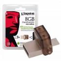 FLASH DISK USB Kingston microduo OTG usb + micro usb 8GB DTMCK/8GB