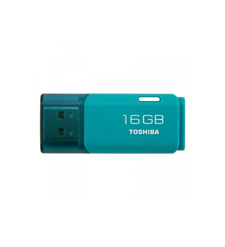 FLASH DISK USB TOSHIBA 16GB HAYABUSA ΜΠΛΕ