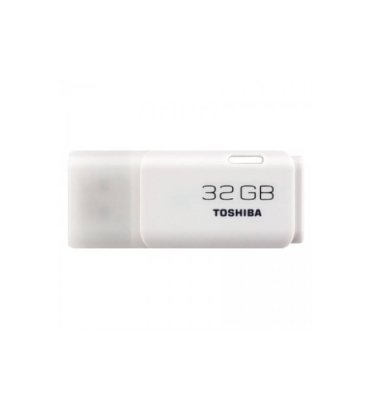 FLASH DISK USB TOSHIBA 32GB HAYABUSA ΑΣΠΡΟ