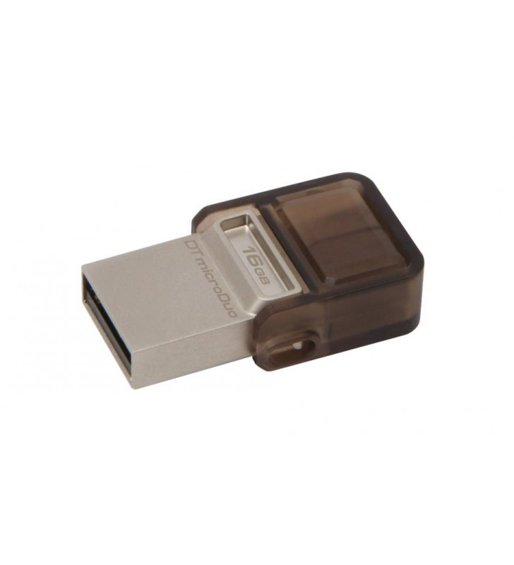 FLASH DISK USB Kingston microduo OTG usb + micro usb 16GB DTMCK/16GB