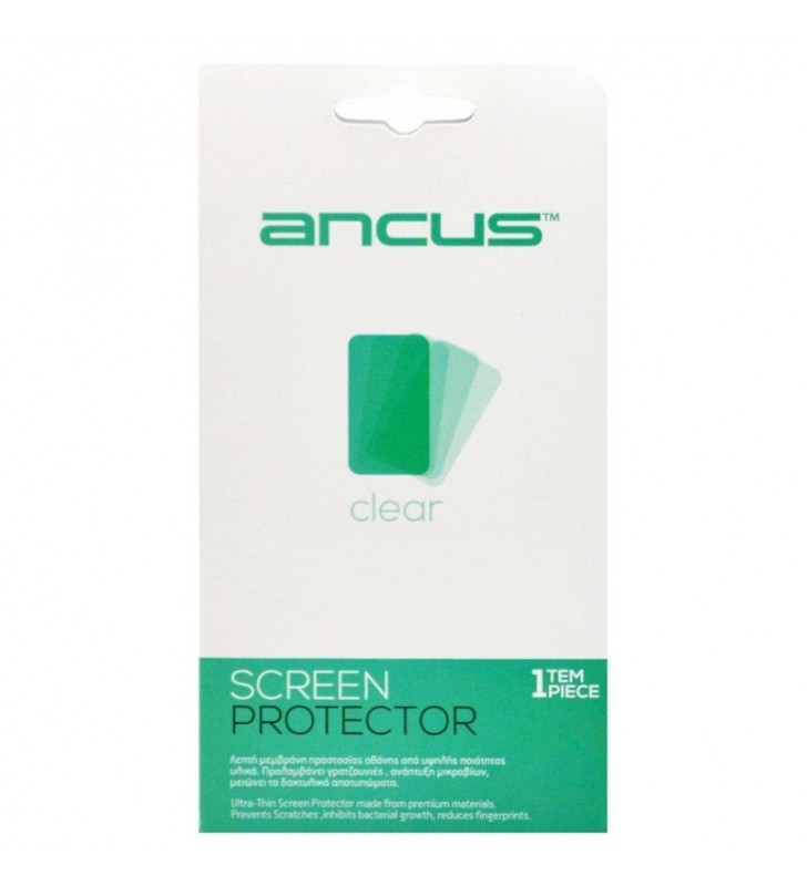 SCREEN PROTECTOR ANCUS CLEAR ΓΙΑ MEIZU M2 NOTE