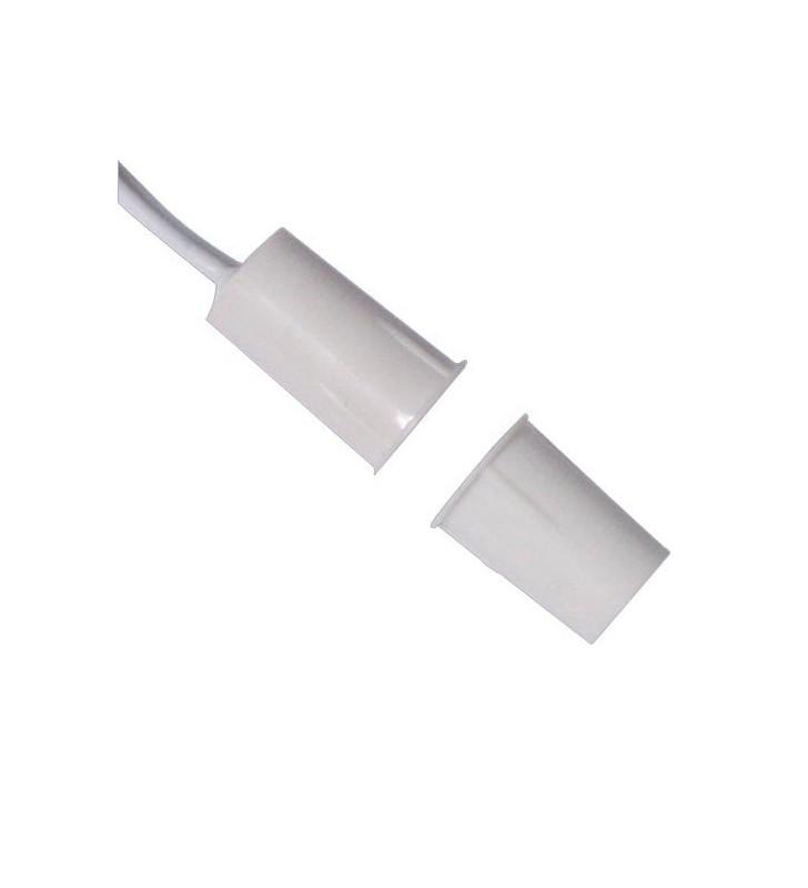 Χωνευτή Μαγνητική επαφή KONTH σε Λευκό Χρώμα (ΖΕΥΓΟΣ)