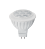 ΛΑΜΠΑ LED MR16 6W 12v AC 4000k Elmark (99LED520)