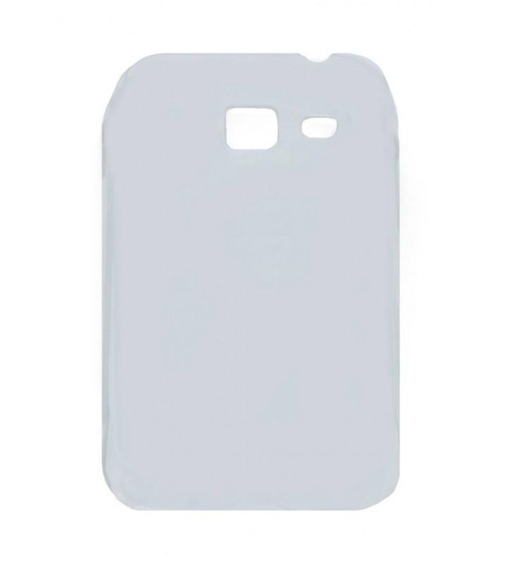 ΘΗΚΗ Faceplate Ancus για Samsung S6802 Galaxy Ace Duos Διάφανη