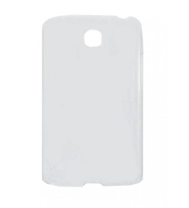 ΘΗΚΗ Faceplate Ancus για LG Optimus L3 II Dual E435 Διάφανη