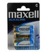 MAXELL SUPER Αλκαλική μπαταρία LR14, C 1,5V 2τεμ.