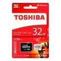 ΚΑΡΤΑ ΜΝΗΜΗΣ TOSHIBA MICROSD 32GB EXCERIA M302 UHS-I CLASS 10