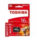ΚΑΡΤΑ ΜΝΗΜΗΣ TOSHIBA MICROSD 16GB EXCERIA M302 UHS-I CLASS 10