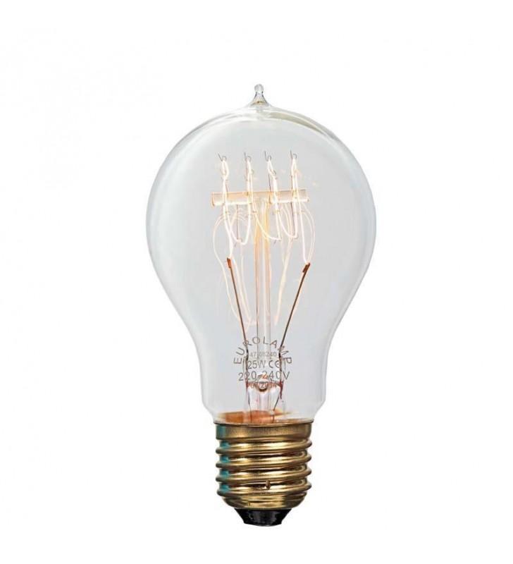 ΛAMΠA EDISON ΚΟΙΝΗ 25W Ε27 240V (Eurolamp)