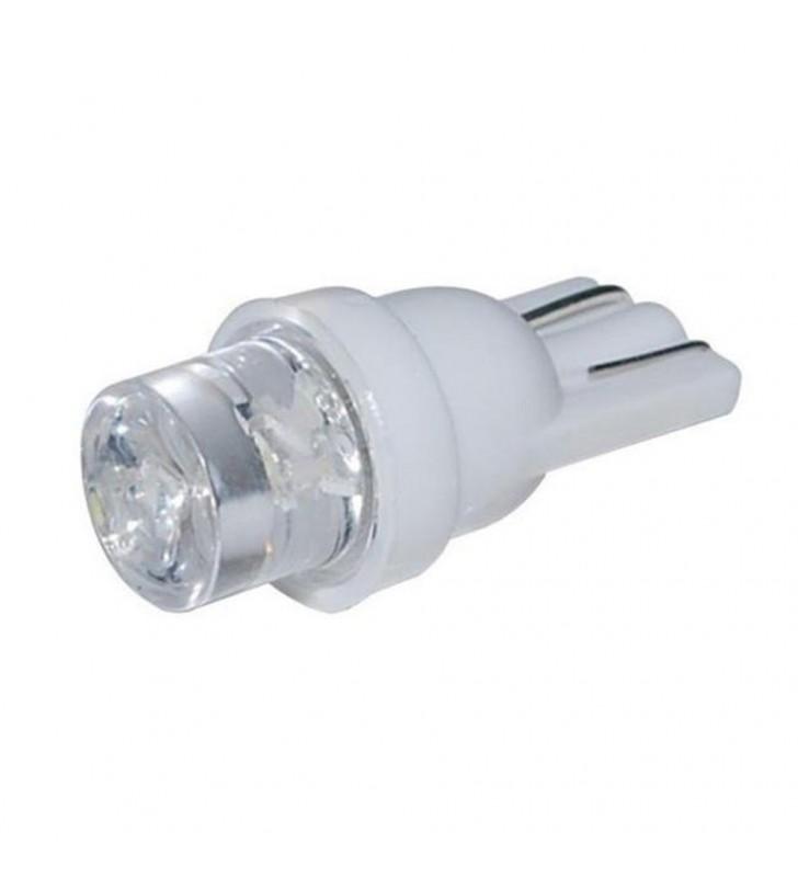 ΛΑΜΠΑΚΙ ΑΥΤΟΚΙΝΗΤΟΥ LED T10 1LED W5W 12V 6500k (ΨΥΧΡΟ)