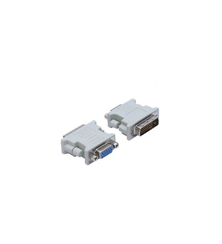 ΑΝΤΑΠΤΟΡΑΣ DVI-D (24+1) pin Male σε VGA Female POWERTECH (CAB-G020)