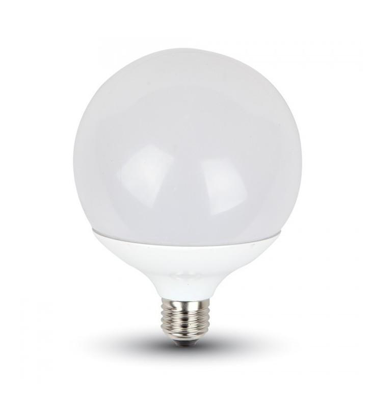 ΛΑΜΠΑ LED E27 15W G120 3000K ELM