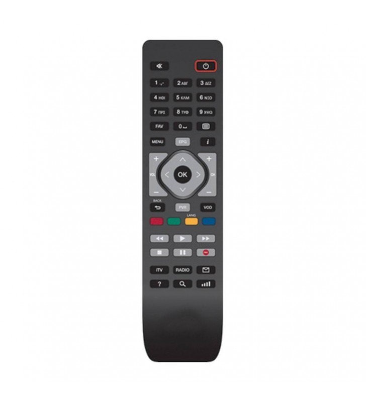ΤΗΛΕΧΕΙΡΙΣΤΗΡΙΟ ΓΙΑ OTE TV (Power Plus Free 10)