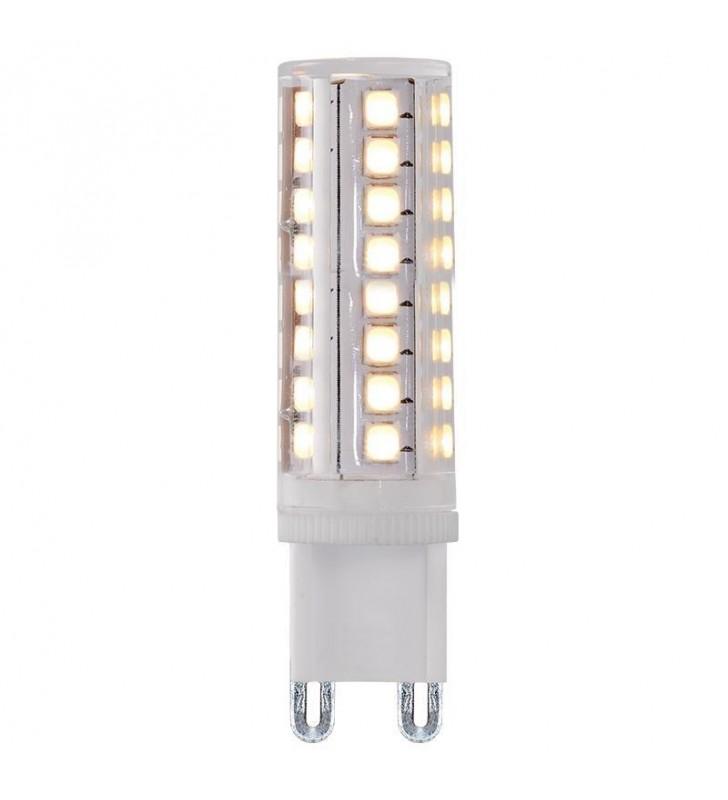 ΛΑΜΠΑ LED SMD G9 6W 3000K 240V EUROLAMP (14784645)
