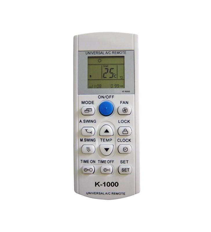 ΠΟΛΥΤΗΛΕΧΕΙΡΙΣΤΗΡΙΟ ΚΛΙΜΑΤΙΣΤΙΚΟΥ Universal AC control K-1000