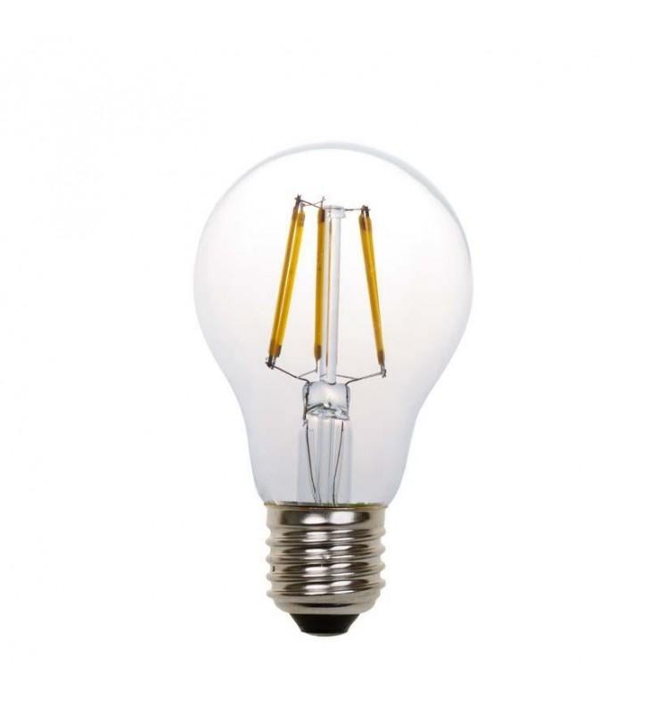 ΛΑΜΠΑ LED EDISON ΚΟΙΝΗ FILAMENT 8W E27 2700K 240V (Eurolamp) (14780901)