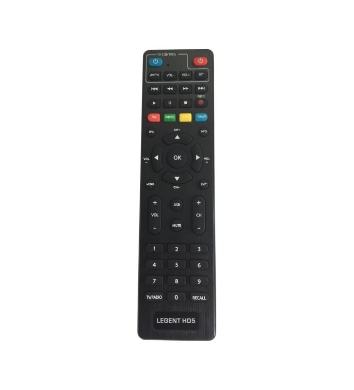ΤΗΛΕΧΕΙΡΙΣΤΗΡΙΟ LEGENT HD5 - HD6 (διπλό τηλεκοντρόλ με λειτουργία TV)
