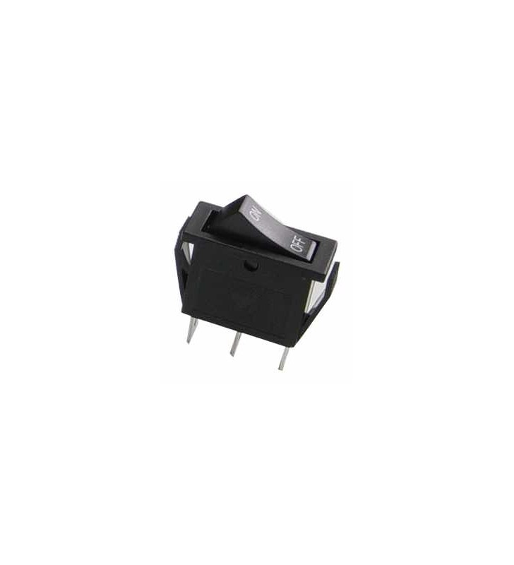 ΔΙΑΚΟΠΤΗΣ Rocker ON-OFF 16A 250V BLACK