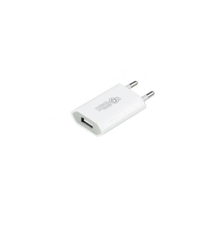 Φορτιστής Πρίζας 1x USB 1A Power On CH-10W V2.0