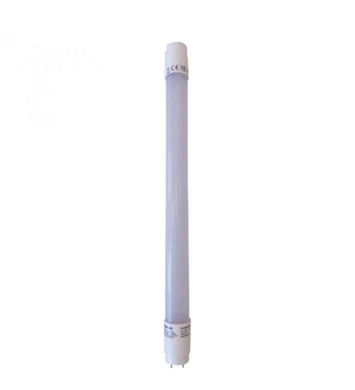 ΛΑΜΠΑ LED SMD Τ8 18W 120cm 4000K 300° 175-265V AC EUROLAMP (14784723)