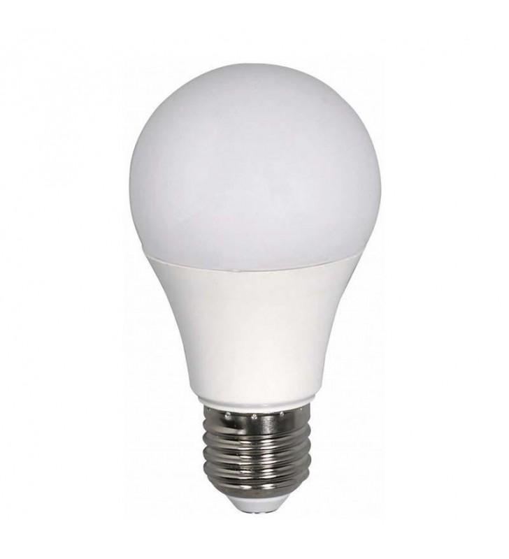 ΛΑΜΠΑ LED E27 8W 3000K 240V EUROLAMP (14780211)