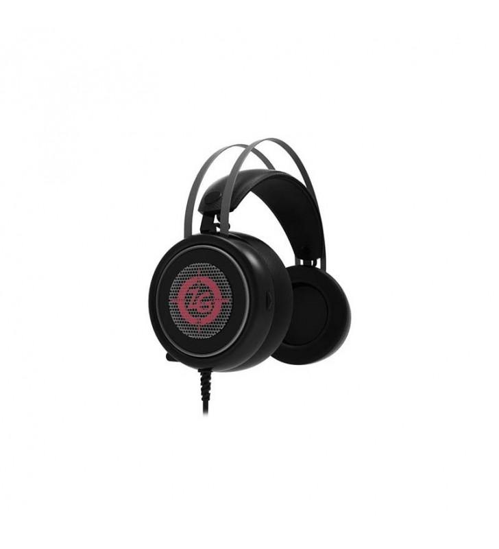 Ακουστικά Κεφαλής με μικρόφωνο,Headphone Zeroground HD-2100G TAKUMA