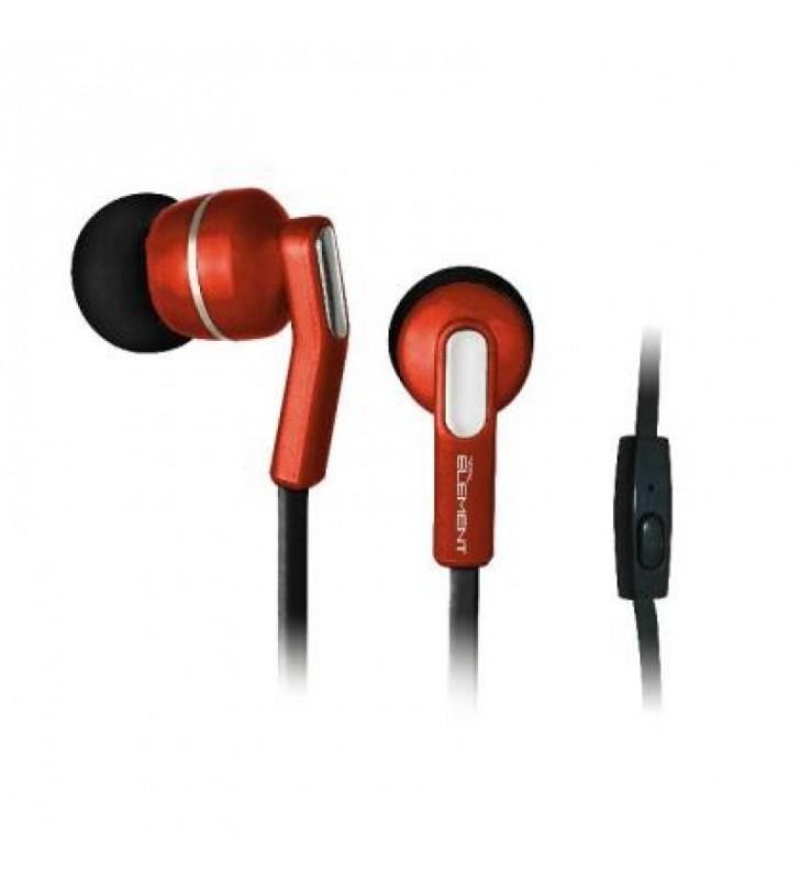 Earphones με μικρόφωνο Element PR-160R