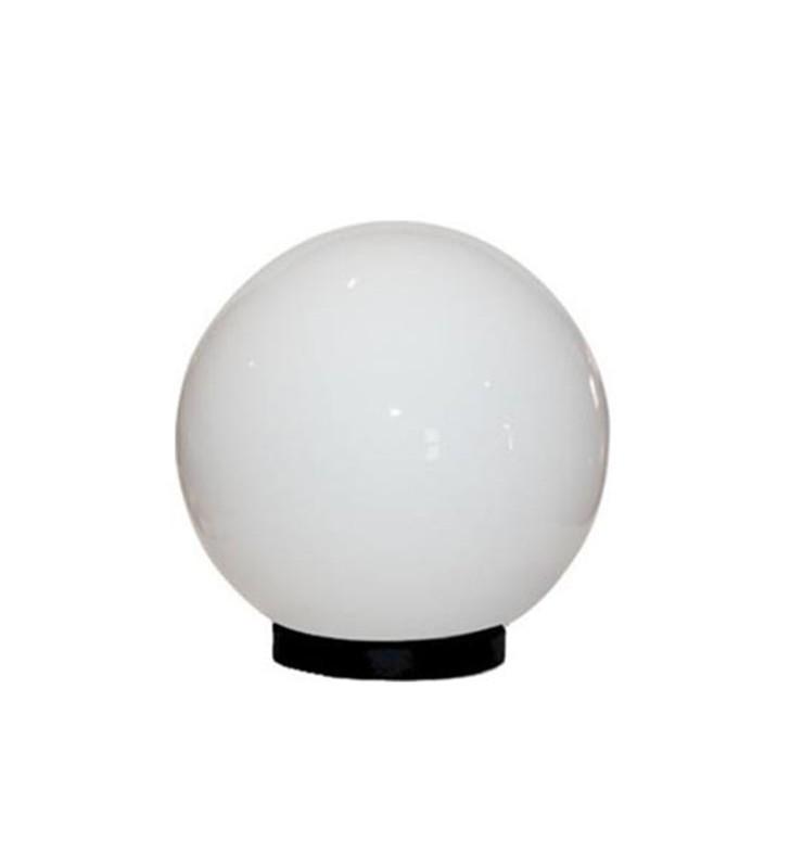 ΑΠΛΙΚΑ ΠΛΑΣΤΙΚΗ ΓΛΟΜΠΟΣ ΓΑΛΑΚΤΟΣ Φ300 PMMA Eurolamp