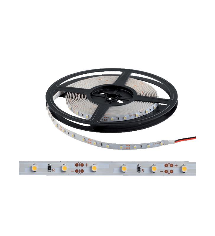 LED ΤΑΙΝΙΑ 4.8 watt 60 smd 3528 Led IP20 6500K Elmark