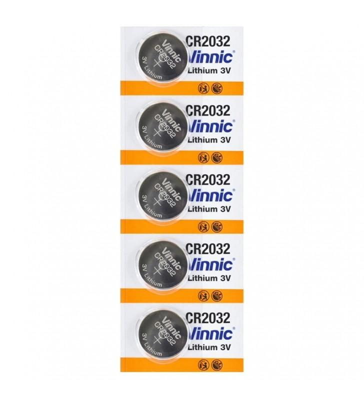 ΜΠΑΤΑΡΙΑ ΛΙΘΙΟΥ 3v Buttoncell Vinnic CR2032 (Τιμή 1 τμχ.)