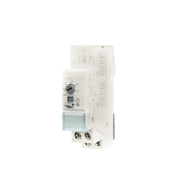 ΑΥΤΟΜΑΤΟΣ ΚΛΙΜΑΚΟΣΤΑΣΙΟΥ 16Α 230V AC FERRARA (147-64000)